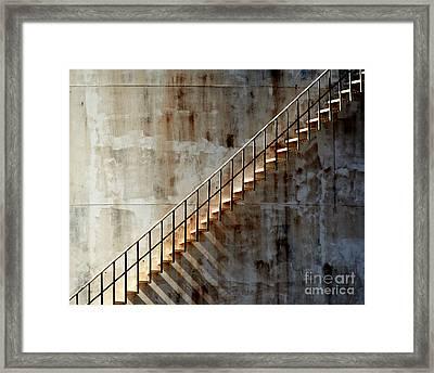 Staircase 2017 Framed Print