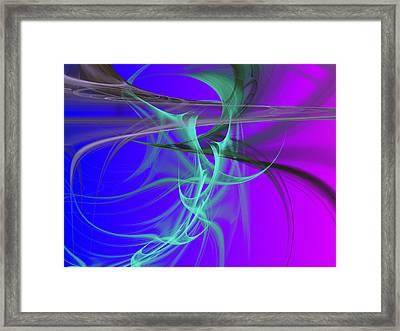 Stalwarts Framed Print