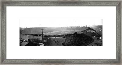 Stamford Bridge Framed Print