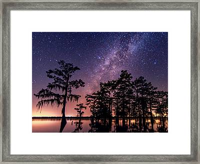 Framed Print featuring the photograph Star Bright by Andy Crawford