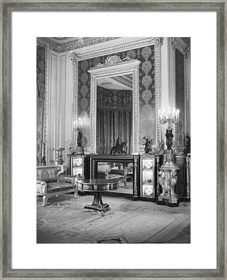 State Apartments Framed Print by Arthur Tanner