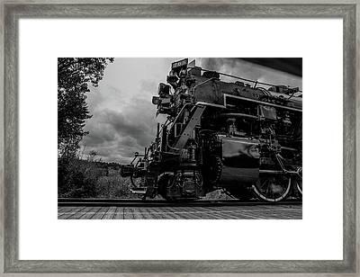 Steam Loco 765 Framed Print