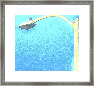 Still Time To Play Framed Print