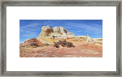 Framed Print featuring the photograph Strange Structures by Theo O'Connor