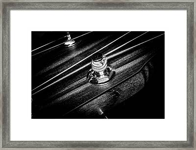 Framed Print featuring the photograph Strings Series 14 by David Morefield