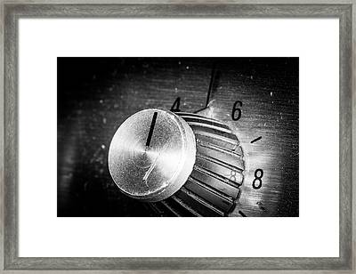 Framed Print featuring the photograph Strings Series 21 by David Morefield