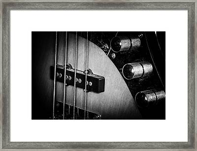 Framed Print featuring the photograph Strings Series 22 by David Morefield