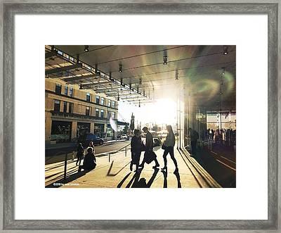 Sunset #1 Framed Print by Maxim Tzinman