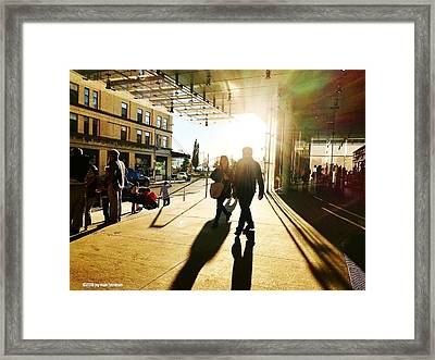 Sunset #2 Framed Print by Maxim Tzinman