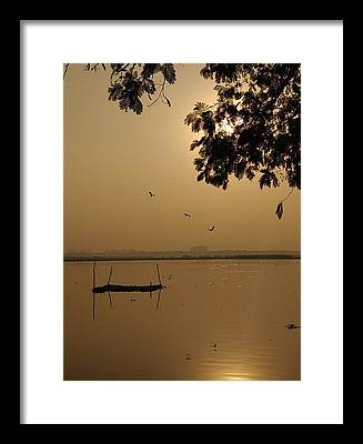 Sunrise Framed Prints