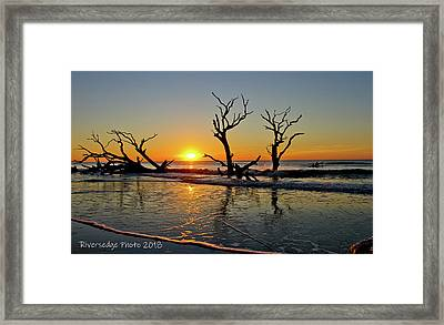 Sunsup Framed Print