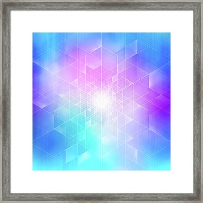Synthesis Framed Print