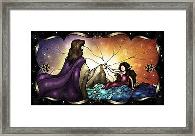 Talitha Koum Framed Print