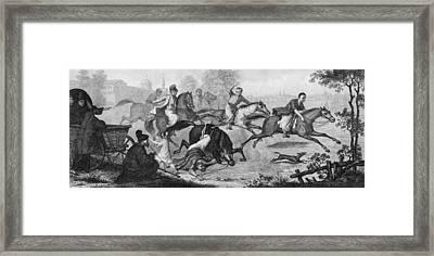 Tartar Tyranny Framed Print by Hulton Archive