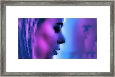 tba Framed Print