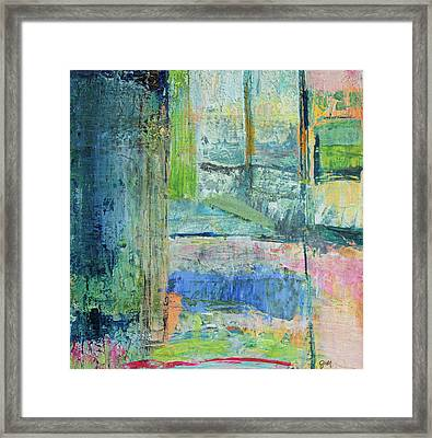 Tea With Henri One Framed Print