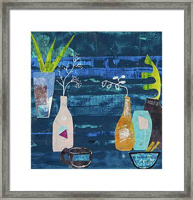 Teatime One Framed Print