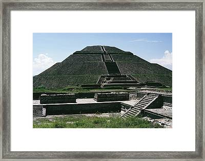 Teotihuacan Framed Print by Archive Photos