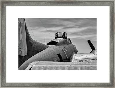 Texas Raiders On The Ramp Framed Print