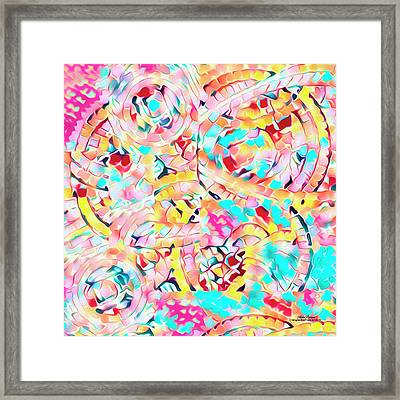 The Amusement Park Framed Print