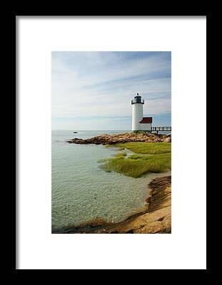Rockport Framed Prints