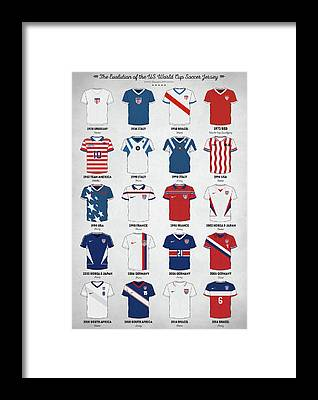 2010 Fifa World Cup Framed Prints