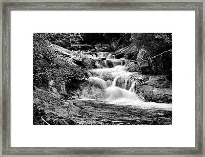 The Falls End Framed Print