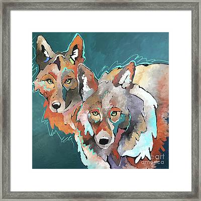 The Godfathers Framed Print