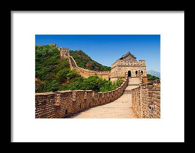 Unesco Framed Prints