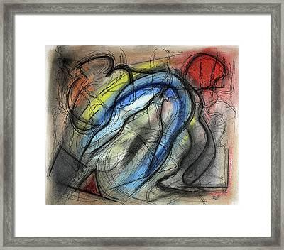 The Hump Framed Print