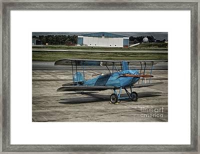 The Kr - 31 Framed Print by Steven Digman