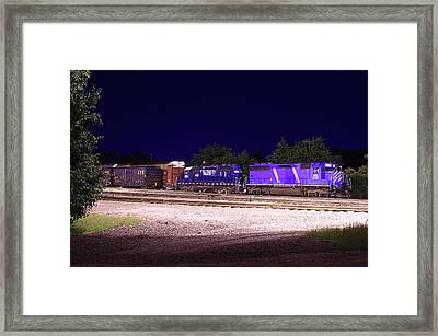 Framed Print featuring the photograph The Leased They Can Do 21 by Joseph C Hinson Photography