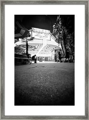 The Loner- Framed Print