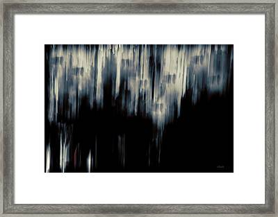 The Man Framed Print
