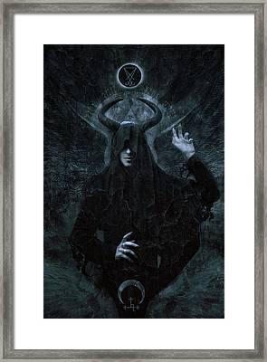 The Messenger Framed Print