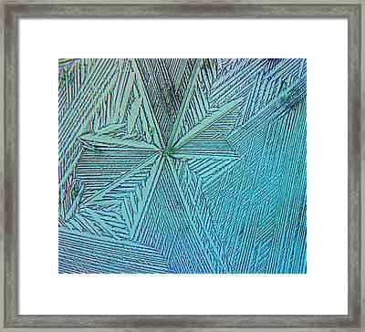 The Origin Framed Print