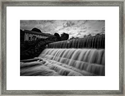 The Rezzy Framed Print
