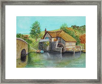 The Shire Framed Print