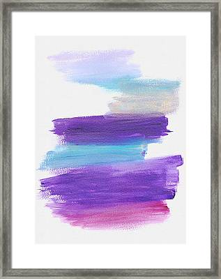 Framed Print featuring the painting The Unconscious Mind by Bee-Bee Deigner