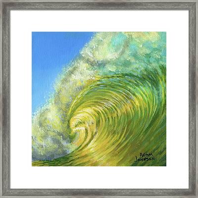 Third Coast Dreaming Framed Print
