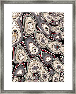 Through The Looking-glass Framed Print