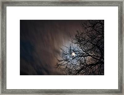 Framed Print featuring the photograph Time Of Mystery. Horytsya, 2015. by Andriy Maykovskyi
