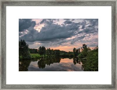Framed Print featuring the photograph Timeless. Kolychivka, 2018. by Andriy Maykovskyi