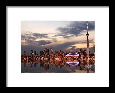 High-rise Framed Prints