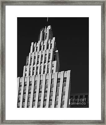 Framed Print featuring the photograph Towering Reynolds by Patrick M Lynch