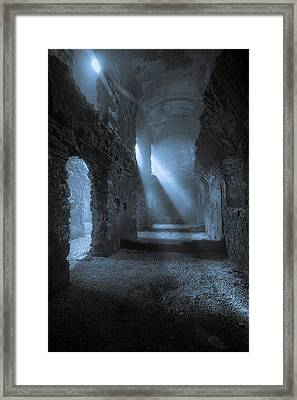 Traces Of The Past Framed Print