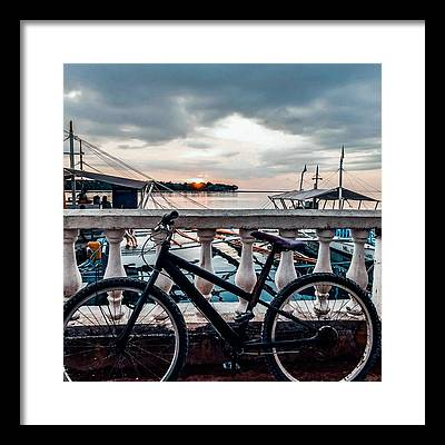 Bicycle Framed Prints