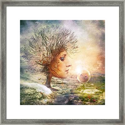 Treasure Framed Print