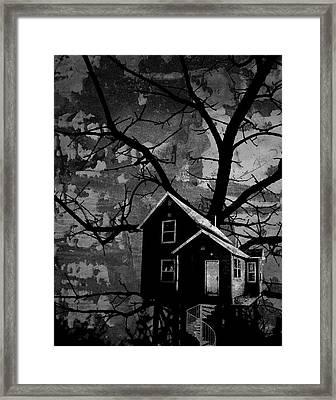 Treehouse II Framed Print