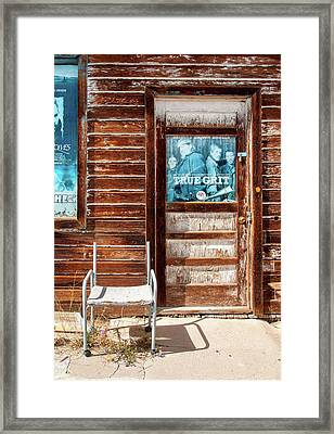 True Grit Framed Print